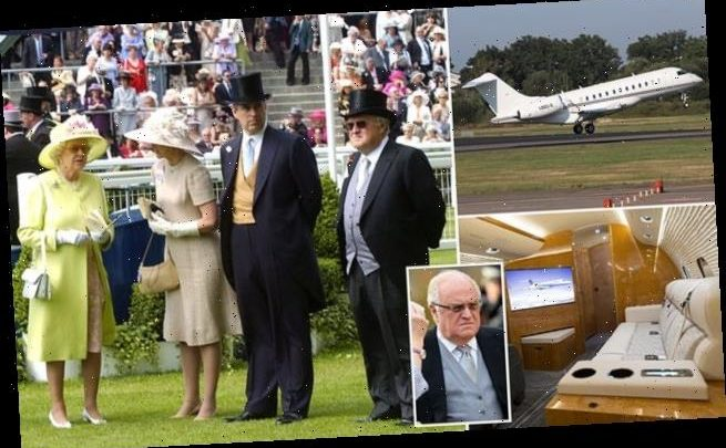 Prince Andrew made deal to fly on a tax haven tycoon's £40m jet