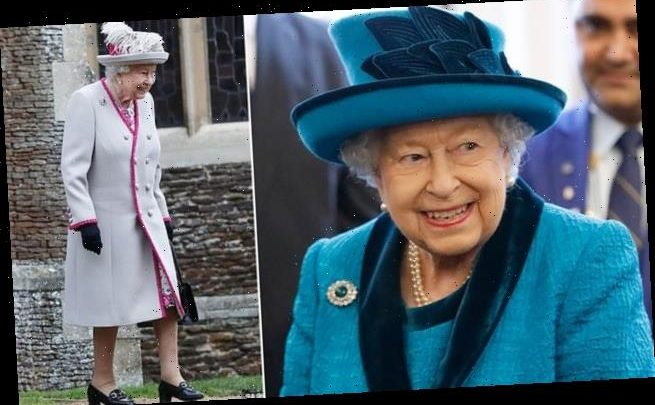 Queen will wear as many as SEVEN different outfits on Christmas day