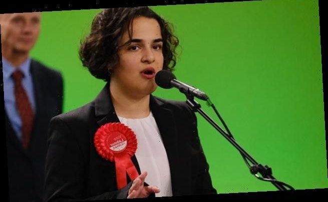 UK's youngest MP Nadia Whittome, 23, to give away huge slice of salary