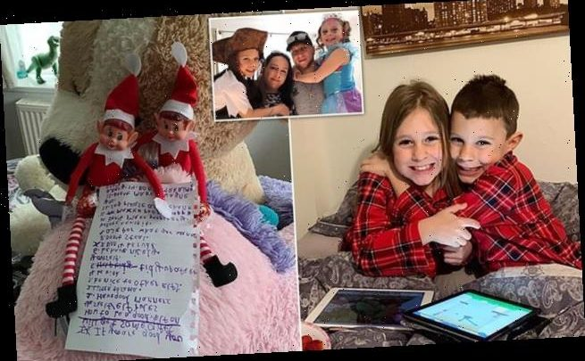 Furious children are pranked by Elf on the Shelf