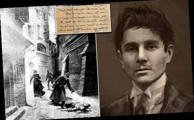 Is this the final proof that Jack the Ripper was a Polish barber?