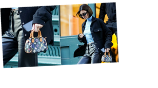 Kendall Jenner's Baby Louis Vuitton Is Back Out to Play, and Obviously I'm in Love