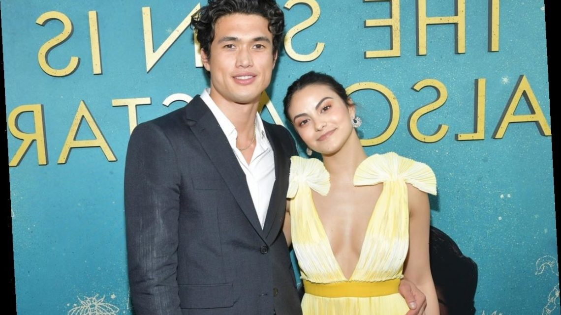 Did Camila Mendes & Charles Melton Break Up? This Reported Update Is Sad