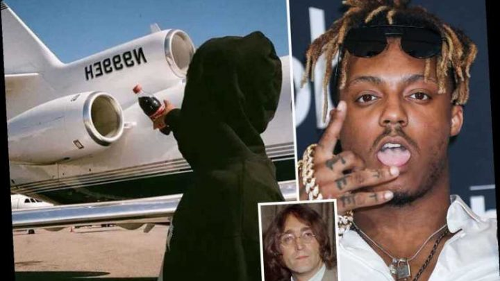 Juice Wrld sang 'I feel like John Lennon' before dying on SAME DAY as murdered Beatle – fuelling conspiracy theories – The Sun