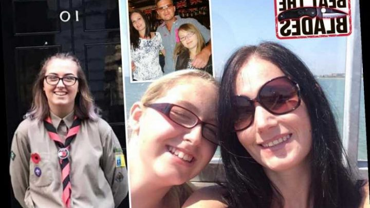 Murdered Jodie Chesney's stepmum reveals pain of telling birth mum her girl had died and her marriage breaking down – The Sun