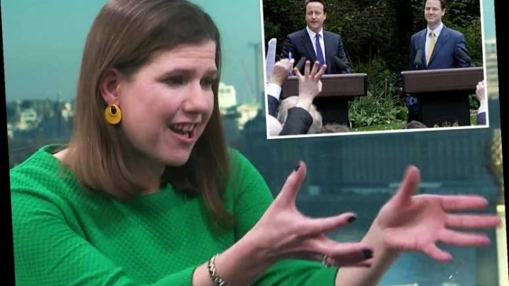 Lib Dem's Jo Swinson apologies for voting for austerity cuts in bid to win votes in Andrew Neil grilling – The Sun
