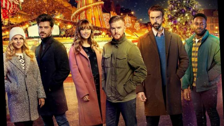 Coronation Street Christmas spoilers: Gary Windass in fight to the death with Derek leaving one dead – The Sun