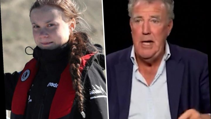 Jeremy Clarkson tells 'mad and dangerous' Greta Thunberg to 'shut up' in explosive TV rant – The Sun