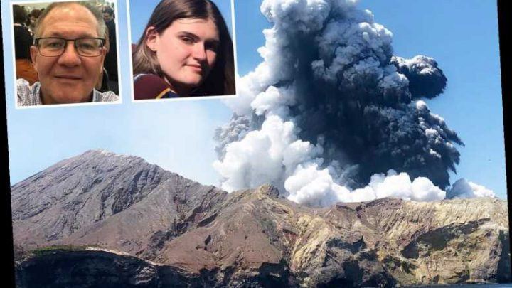 New Zealand volcano – Lawyer and stepdaughter, 15, named among dead as cops struggle to ID badly burned bodies – The Sun