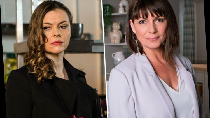 Coronation Street spoilers: Amy Barlow horrified as she catches mum Tracy cheating on her dad with Paula