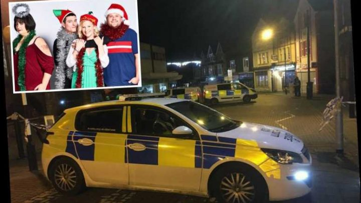 Man, 23, stabbed to death just yards from where Gavin and Stacey Christmas special was filmed – The Sun