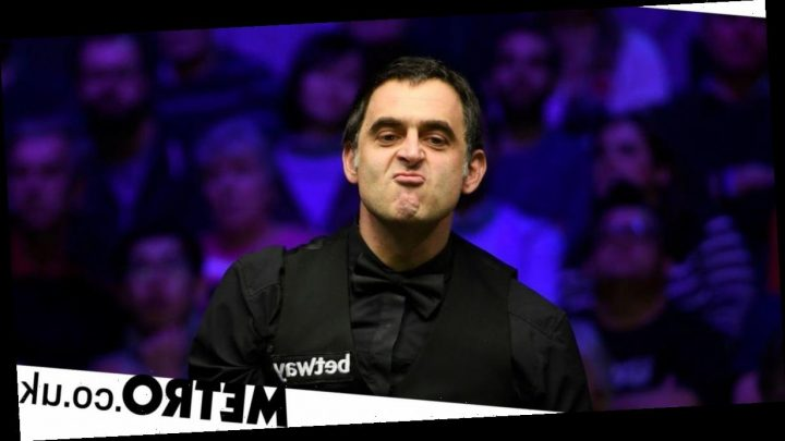 O'Sullivan defends his carefree snooker: 'That's why we have Prada and TK Maxx'