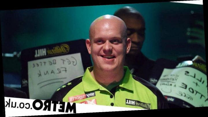 Michael van Gerwen reminds Peter Wright of woeful record against him