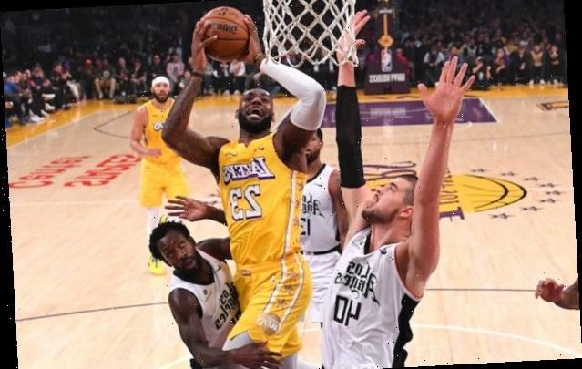 Ratings: ABC's Christmas Day NBA Game Slips From Last Year – Still Dunks on the Rest of Primetime