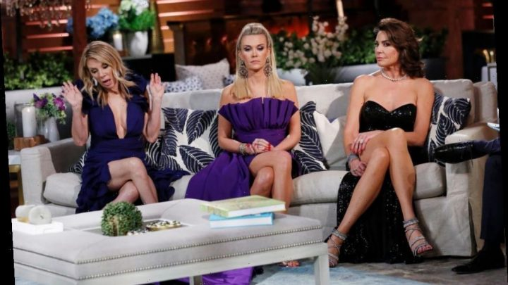'RHONY': Luann de Lesseps Says Tinsley Mortimer Is No Longer Filming with the Cast