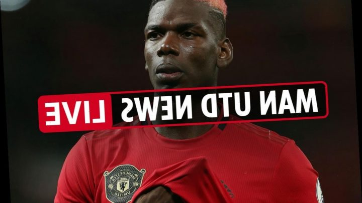 9am Man Utd news LIVE: United to 'block' Pogba move to Madrid, Saudi takeover LATEST, Eriksen tops January targets – The Sun