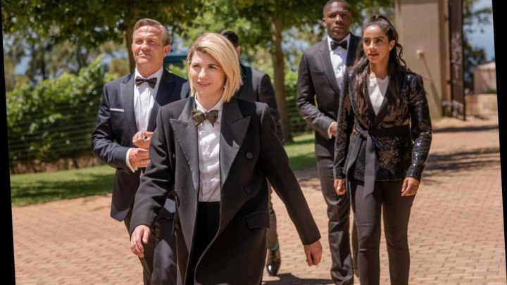 Explosive new Doctor Who trailer offers glimpse at grisly alien attack as Jodie Whittaker warns of 'serious crisis' – The Sun