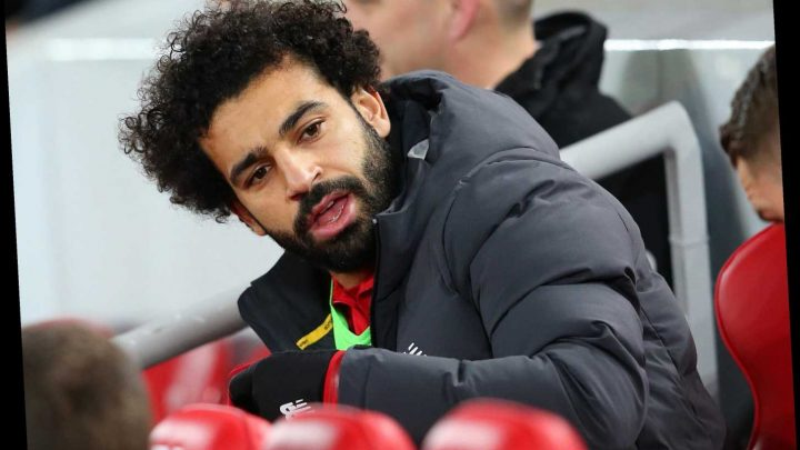 Mo Salah will be 'fuming' with Liverpool's 5-2 demolition of Everton after being benched, claims Peter Crouch – The Sun