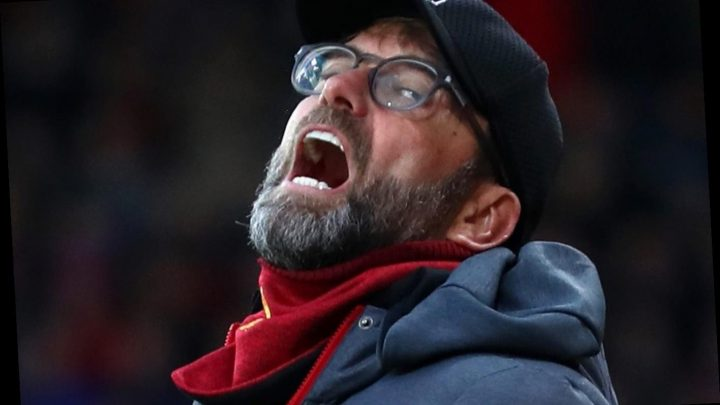 Fuming Liverpool boss Klopp blasts translator for 's***' misinterpretation of Jordan Henderson before Salzburg clash – The Sun