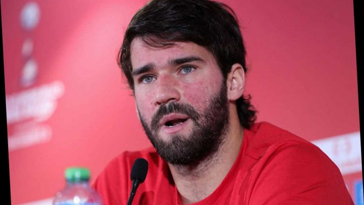 Alisson looking forward to biggest game of his career vs Flamengo… even if Liverpool team-mates don't care – The Sun