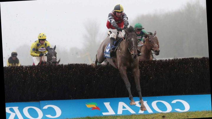 Welsh Grand National: Local hero Potters Corner wins the Chepstow feature for Christian Williams