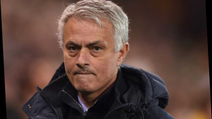 Jose Mourinho accuses Tottenham defenders of making the same mistakes every week – The Sun