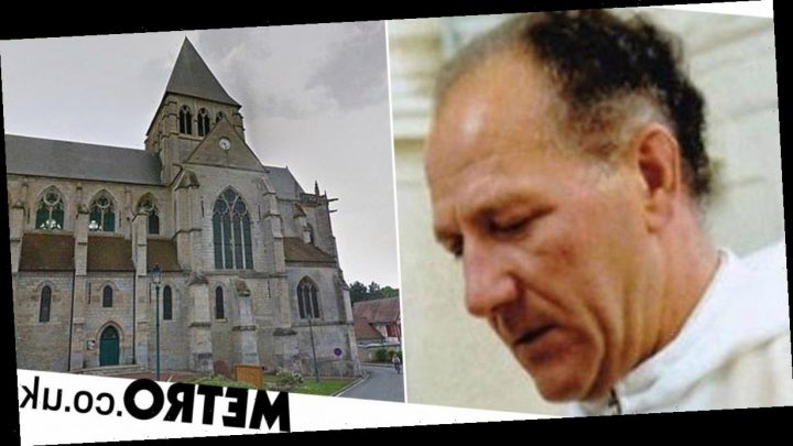 Teen 'kills paedophile priest by ramming crucifix down his throat'
