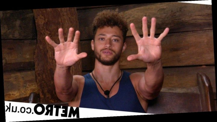 I'm A Celebrity's Myles Stephenson reveals why he didn't shower for days