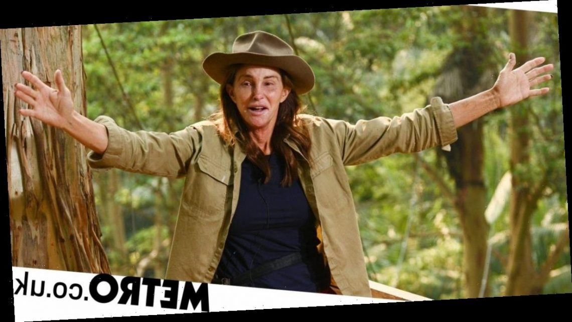 Caitlyn Jenner admits she'll probably 'never' see fellow I'm A Celeb stars again