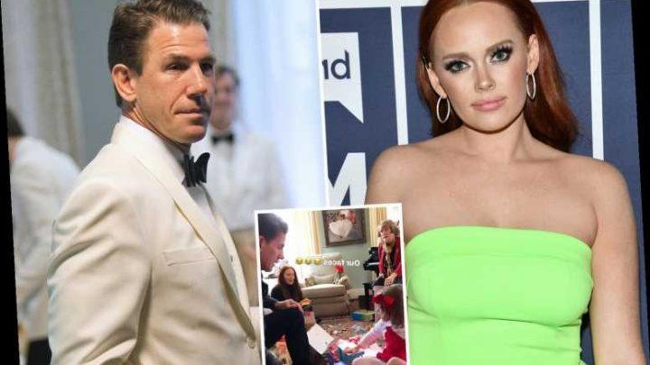 Southern Charm exes Kathryn Dennis and Thomas Ravenel reunite with kids for holidays amid custody battle – The Sun