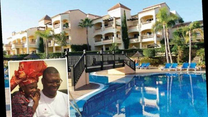 Brit mum's claims Costa Del Sol pool where her husband and two kids drowned was faulty dismissed by hotel operator