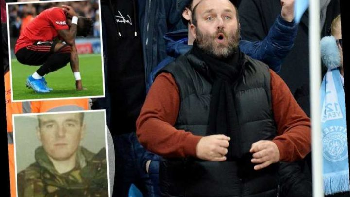 Football fan 'arrested' over racist abuse at Man Utd's Fred is Army veteran – as family receive death threats – The Sun
