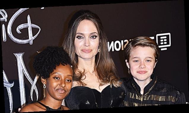 Angelina Jolie & Her Kids Visit Zahara's 'Beautiful Birth Country' & Meet Ethiopia's President — Watch