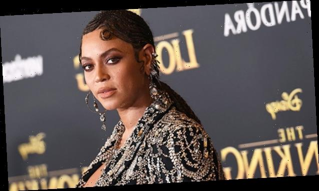 Beyonce Slays In Sexy, Plunging Leopard-Print Corset & Skirt — See Fierce New Photos