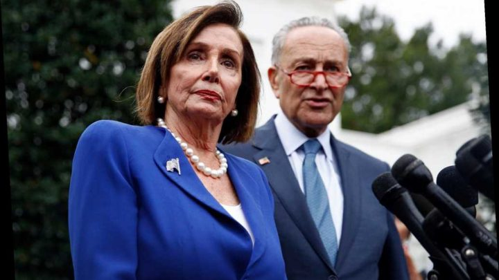Dim Dems' impeachment push going south as vote looms: Goodwin
