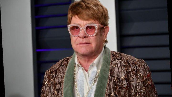 Does Elton John Wear a Toupee?
