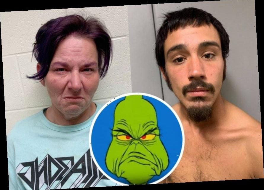 Two 'Grinches' Arrested For Allegedly Stealing Christmas Presents From Foster Kids!