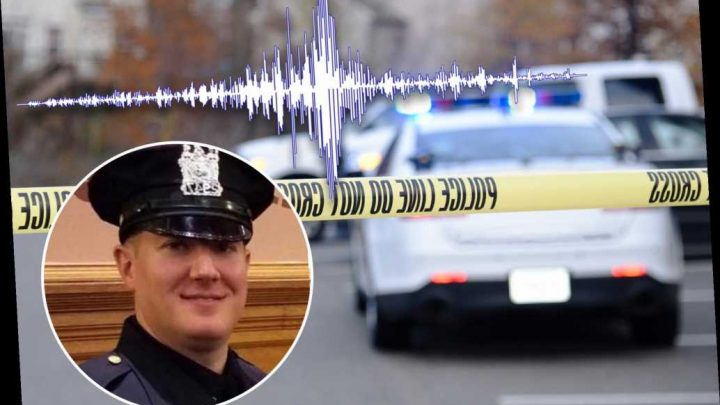 Jersey City shooting: Police radio captures moments after cop fatally shot