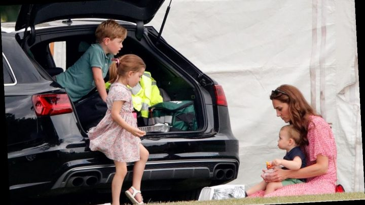 Kate Middleton reveals she would like to take her children to watch Mary Poppins