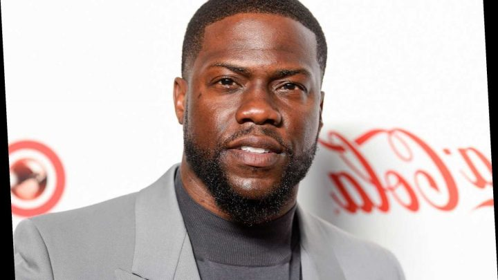 Kevin Hart wonders why he wasn't chosen as 'Sexiest Man Alive'
