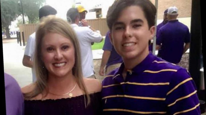 Louisiana plane crash victims Gretchen Vincent and her son Walker will get joint funeral