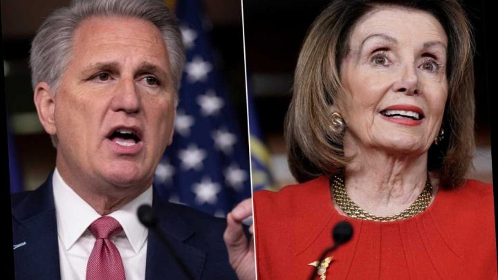 Kevin McCarthy rips Pelosi for 'abuse of power' on impeachment