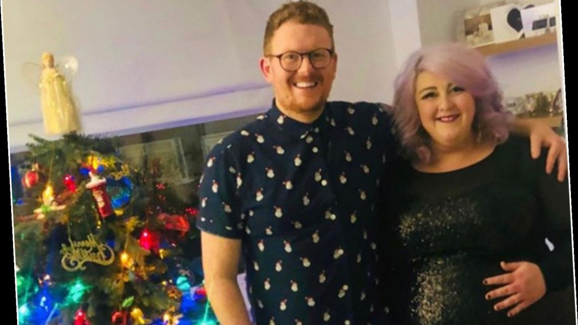 Michelle McManus all smiles as she announces she's pregnant in cute Christmas Instagram pic