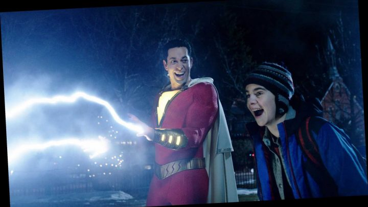Shazam 2 is happening, release date revealed