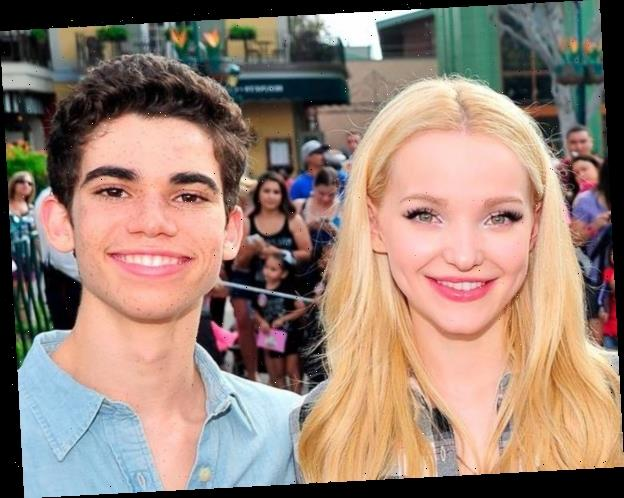 Dove Cameron Honors Late Co Star Cameron Boyce With A New Tattoo The Projects World