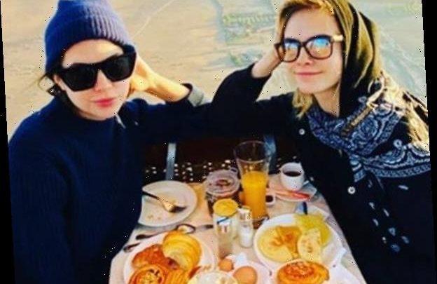 Cara Delevingne Surprised Ashley Benson With Birthday Trip to Morocco