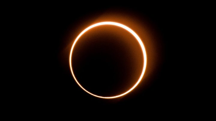 'Ring of fire' solar eclipse lights up sky in Asia, Middle East