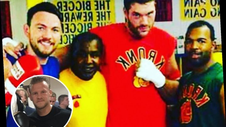 Tyson Fury announces new trainer Javan 'Sugar' Hill after shock split with Ben Davison – The Sun