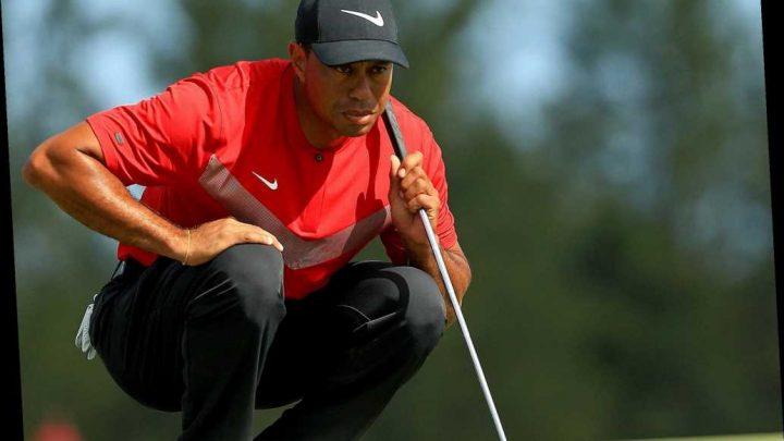 Tiger Woods unrecognizable as U.S. Presidents Cup captain