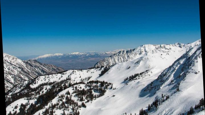 Snowboarder killed in avalanche he triggered near Park City, Utah